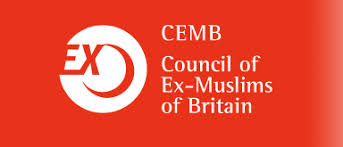 logo Council of ex-muslims of Britain
